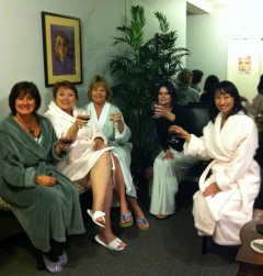 Spa reviews D'Ames Day Spa