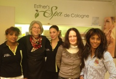 Spa reviews Esther's spa de Cologne